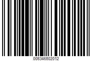 Advanced Nutrition 100 Calorie Snacks Baked Chips UPC Bar Code UPC: 008346802012