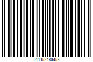 Ajishima, Rice Seasoning UPC Bar Code UPC: 011152180458