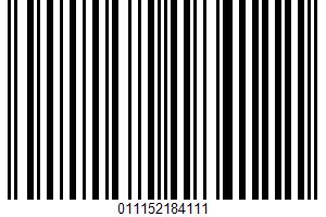 Ajishima Foods Co., Ltd., Rice Seasoning UPC Bar Code UPC: 011152184111