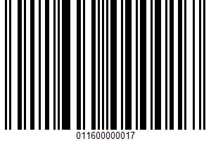 Alaga, The Original Cane Flavor Syrup, Cane UPC Bar Code UPC: 011600000017