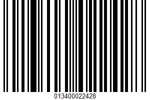Adolphus, Long Grain Rice UPC Bar Code UPC: 013400022428