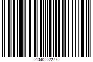Adolphus, Long Grain Rice UPC Bar Code UPC: 013400022770