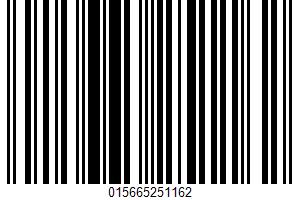 Aged White Cheddar UPC Bar Code UPC: 015665251162