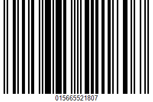 Aged White Cheddar UPC Bar Code UPC: 015665521807