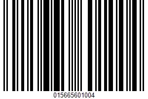 Aged White Cheddar UPC Bar Code UPC: 015665601004