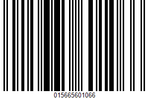Aged White Cheddar UPC Bar Code UPC: 015665601066