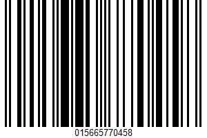 Aged White Cheddar UPC Bar Code UPC: 015665770458
