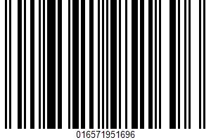 Sparkling Water UPC Bar Code UPC: 016571951696