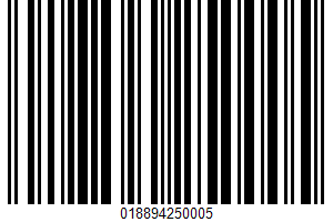 Adobo Seasoning UPC Bar Code UPC: 018894250005