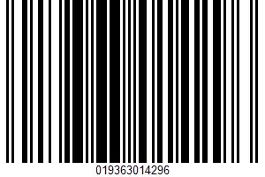 Grilling Sauce UPC Bar Code UPC: 019363014296