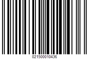 Adolph's, Tenderizer, Original Unseasoned UPC Bar Code UPC: 021500010436
