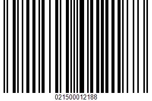 Adolph's, Prime Cut, Steak Marinade Mix UPC Bar Code UPC: 021500012188