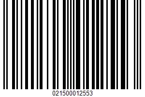 Adobo Seasoning With Pepper UPC Bar Code UPC: 021500012553