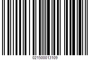 Adobo Seasoning With Pepper UPC Bar Code UPC: 021500013109