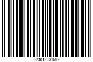 Afc Franchise Corp., Roasted Sesame Seeds UPC Bar Code UPC: 023012001599