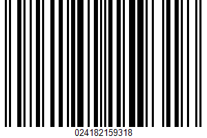 Agar Agar Sea Vegetable Flakes UPC Bar Code UPC: 024182159318