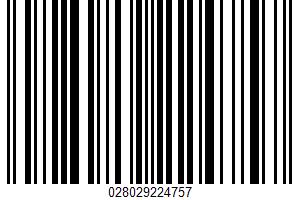 Alaskan Salmon Bites UPC Bar Code UPC: 028029224757