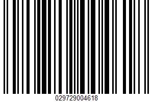 Leksands, Swedish Rye Crispbread Crispy Squares UPC Bar Code UPC: 029729004618