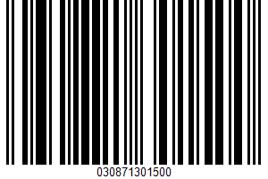 Aioli Zesty Garlic UPC Bar Code UPC: 030871301500