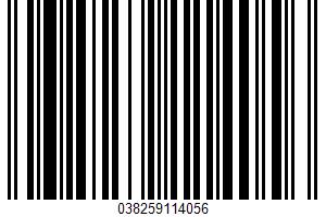 Aioli UPC Bar Code UPC: 038259114056