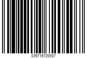 Sunflower Kernels UPC Bar Code UPC: 038718720507