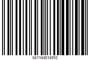 Acme, La Brea Olive Loaf UPC Bar Code UPC: 041144814955