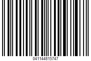 Acme, Give N Go Granola UPC Bar Code UPC: 041144815747