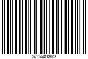 Acme, Red Velvet Fudge Brownie Platter UPC Bar Code UPC: 041144818908