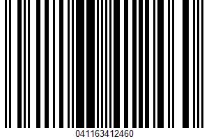 Albertson's, Tender Green Sweet Peas UPC Bar Code UPC: 041163412460