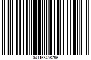 Albertson's, Ice Cream, Mint Chip UPC Bar Code UPC: 041163458796