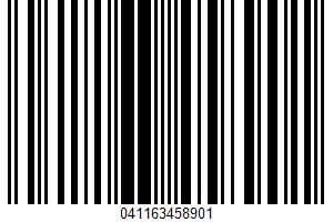 Albertson's, Neopolitan Ice Cream UPC Bar Code UPC: 041163458901