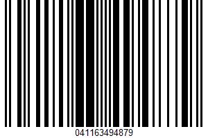 Albertson's, Greek Frozen Yogurt, Black Raspberry UPC Bar Code UPC: 041163494879