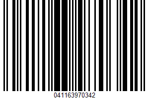 Albertsons, Sandwich Wheat Bread UPC Bar Code UPC: 041163970342