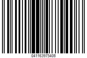 Albertson's, White Bread UPC Bar Code UPC: 041163975408