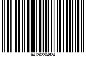 Air Popped Popcorn UPC Bar Code UPC: 041262284524
