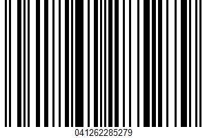 Air Popped Popcorn UPC Bar Code UPC: 041262285279