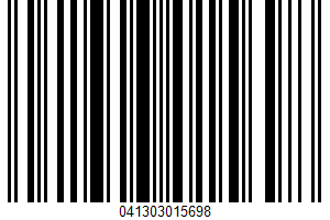 All-purpose Flour UPC Bar Code UPC: 041303015698