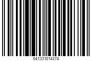 Alcaparrado Manzanilla Olives Pimientos & Capers UPC Bar Code UPC: 041331014274