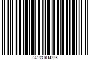 Alcaparrado UPC Bar Code UPC: 041331014298