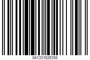 Aged Basmati Rice UPC Bar Code UPC: 041331028356