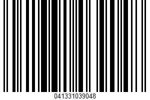 Adobo All Purpose Seasoning UPC Bar Code UPC: 041331039048
