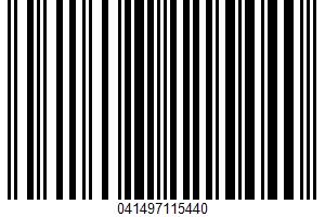 Weis Quality, Italian Light Dressing UPC Bar Code UPC: 041497115440