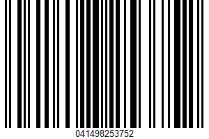 Adobo Jumbo Marinated Shrimp UPC Bar Code UPC: 041498253752