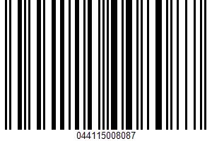 Adobo Hommus UPC Bar Code UPC: 044115008087