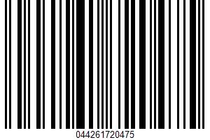 Abe's, Muffins, Wild Blueberry Smash UPC Bar Code UPC: 044261720475