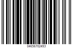 Adjustable Grinder UPC Bar Code UPC: 04656702493