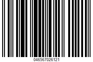 All American Potato Chips UPC Bar Code UPC: 046567026121