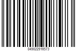 Walgreens, Savor The Season, Holiday Mix Taffy UPC Bar Code UPC: 049022918573