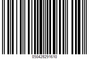 Hand Decorated Cookie Pop UPC Bar Code UPC: 050428291610