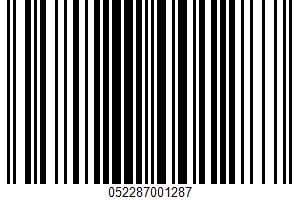 Adobo Tamales Verdes UPC Bar Code UPC: 052287001287
